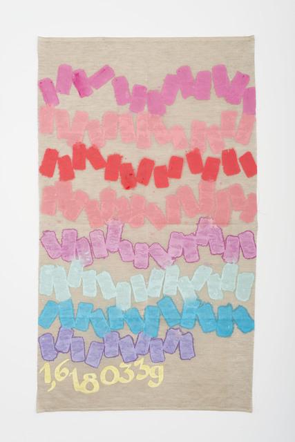 , 'Canone aureo 339,' 2013, Galleria Lorcan O'Neill