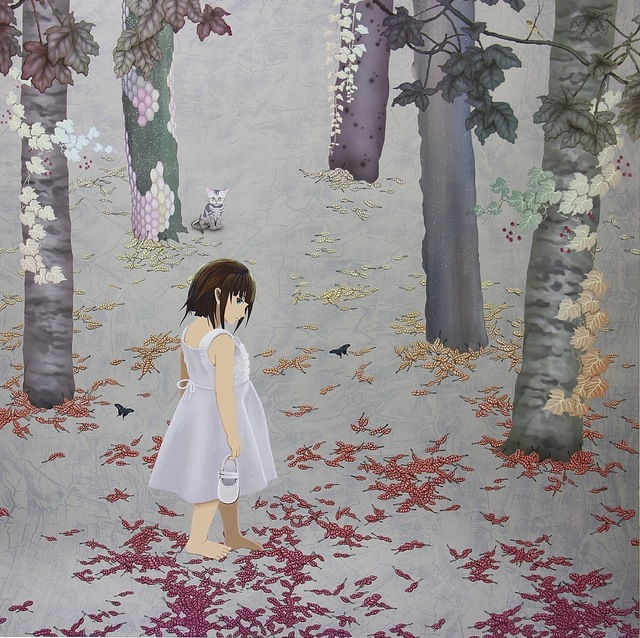 , 'Favorite Place - The Girl Who Takes Off Shoes ,' 2013, S.E.A.