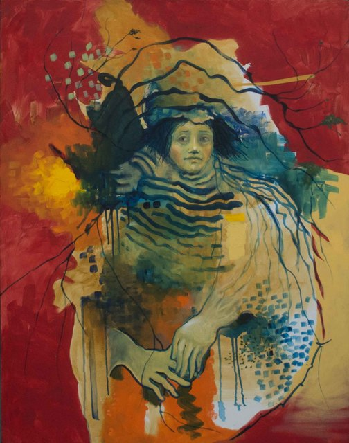 , 'El protector de la selva,' 2016, Lux Perpetua Art Centre