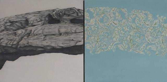 Kiki Gaffney, 'Blue Arch', 2017, Modern West