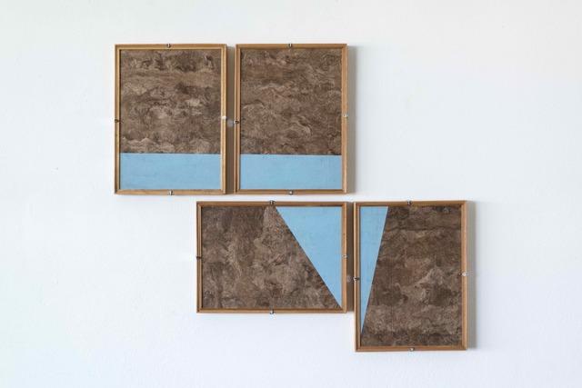 , 'Composiciones Azules No.7,' 2016, Nils Stærk