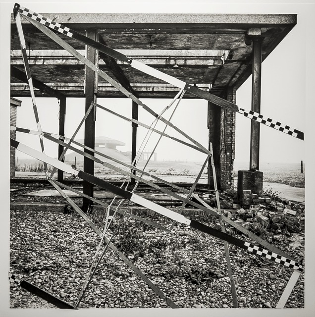 , 'Blind Landings (H-bomb Test Site, Orford Ness) #5,' 2013, Paradise Row