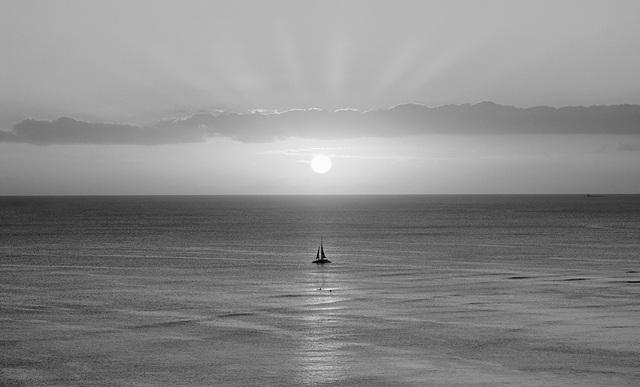 , 'Sailboat, Surfer, Submarine,' 2007, Gallery 270