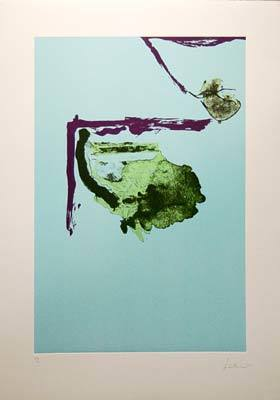 Helen Frankenthaler, 'La Sardana', 1987, F.L. Braswell Fine Art