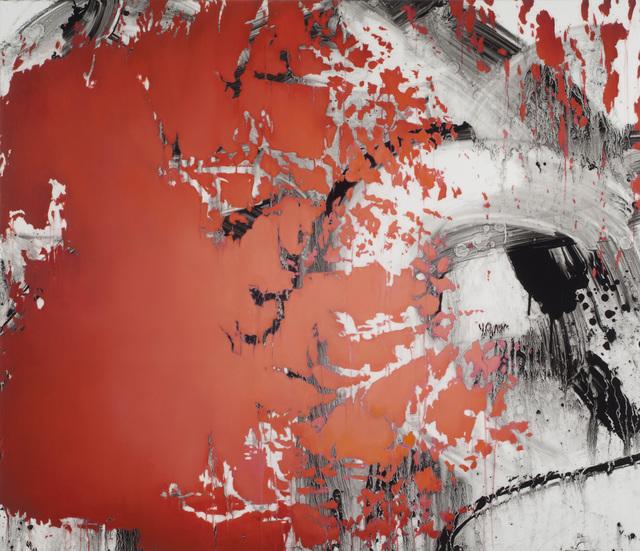 , 'Red Mercury,' 2016, 212GALLERY