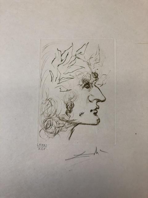, 'Julius Caesar From the series Shakespeare I,' 1968, Galerie AM PARK