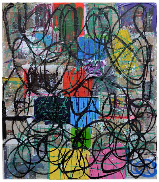 , 'Anarchic Elegy,' 2018, The Foundation Gallery