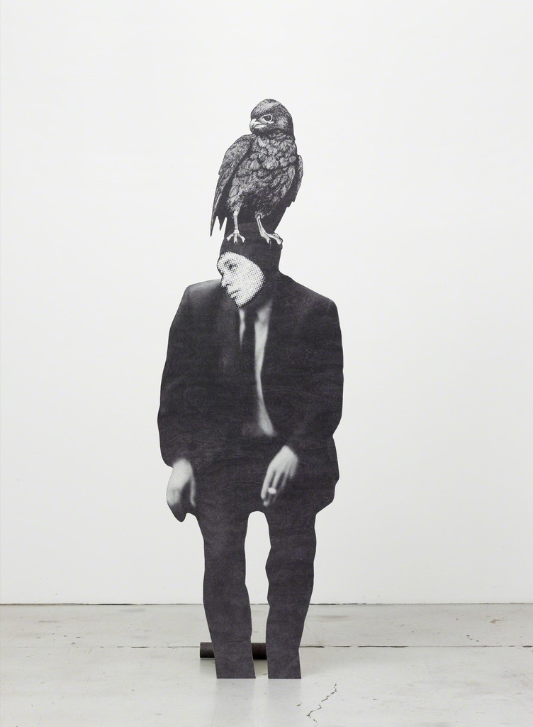 , 'Untitled (Bird),' 2013, Galleri Nicolai Wallner
