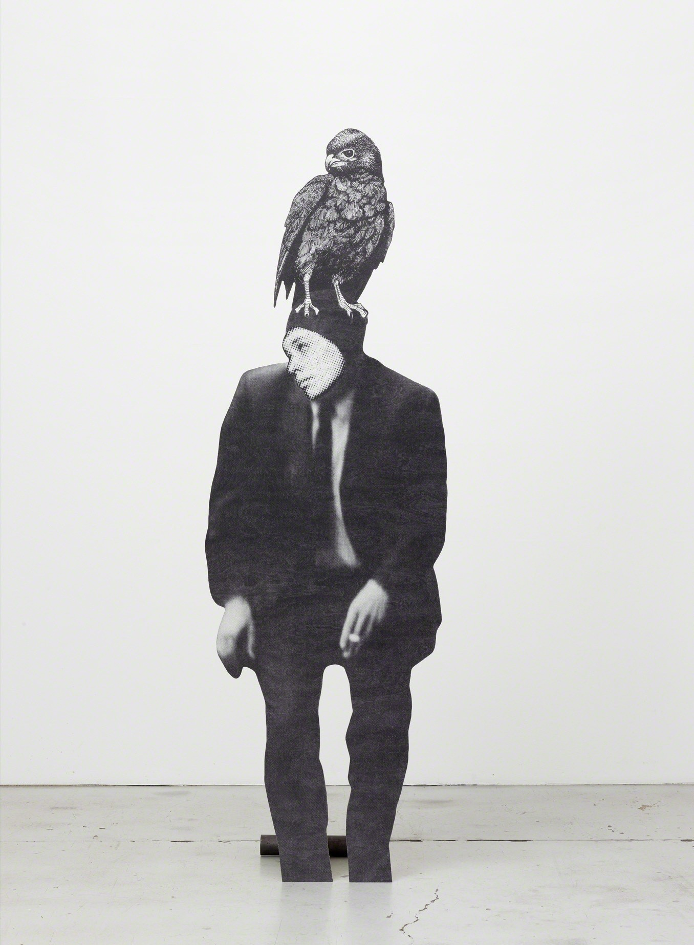 , 'Untitled (Bird),' 2013, Galleri Nicolai Wallner