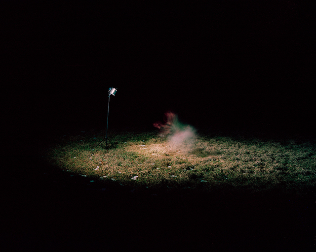 Jeremy Chandler, 'Jeff Falling In A Field Seven Times', 2018, FRED.GIAMPIETRO Gallery