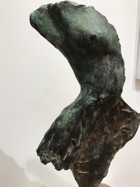 Peter Ijsseldijk, 'Maid of stone', ca. 2016, Sculpture, Bronze, Tiny's Galerie