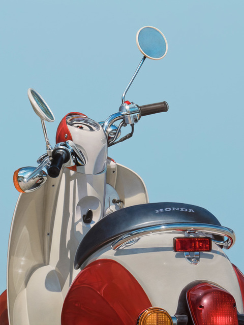 James Neil Hollingsworth, 'Honda Metropolitan', 2015, CK Contemporary