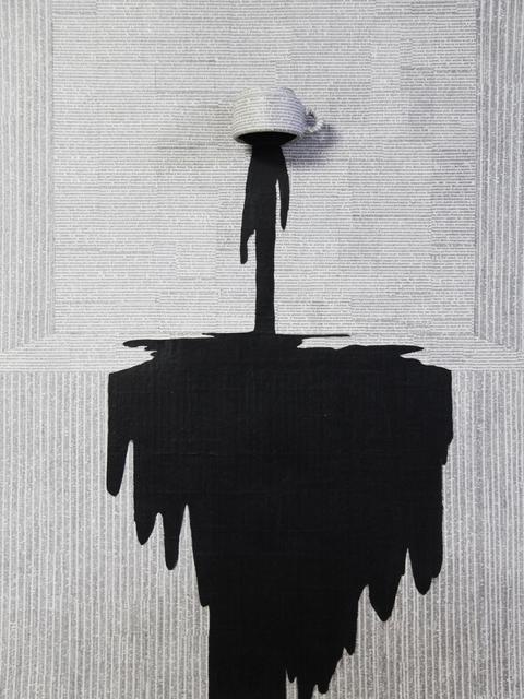 , 'Anonymous black,' 2015, Galerie Liusa Wang