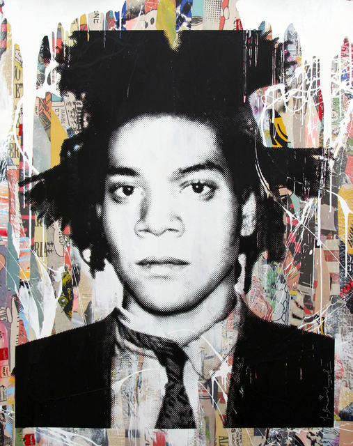 , 'Basquiat,' 2014, Corridor Contemporary