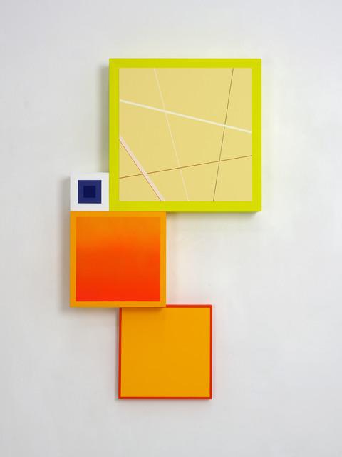 , 'Spacial Object (II),' 2018, Kristin Hjellegjerde Gallery