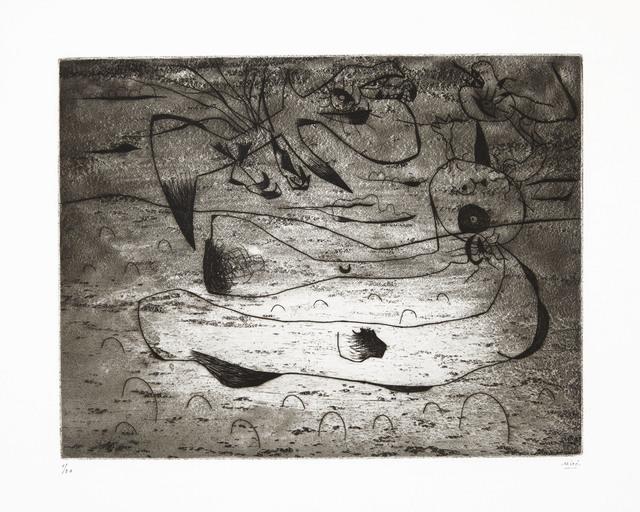 Joan Miró, 'L'Aigle et La Femme La Nuit', 1938, Christie's
