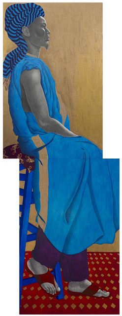 , 'Mamadou,' , Emmanuelle G Gallery