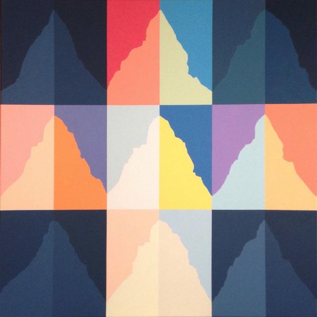, 'Zermatt,' 2014, Sarasin Art