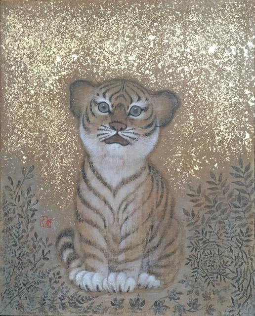 , 'Tiger Cub A,' 2016, Whitestone Gallery