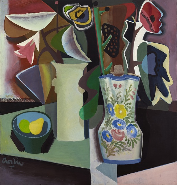 , 'Abstract Still Life,' ca. 1970, The Scottish Gallery