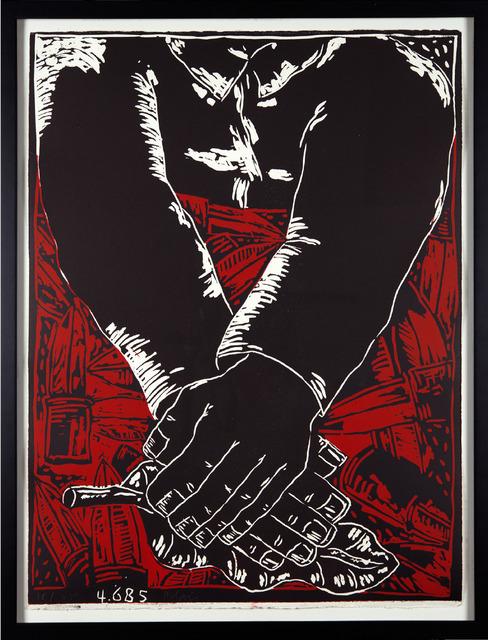 , 'Suite Nipon Pour C.B.,' 1985, Axiom Fine Art