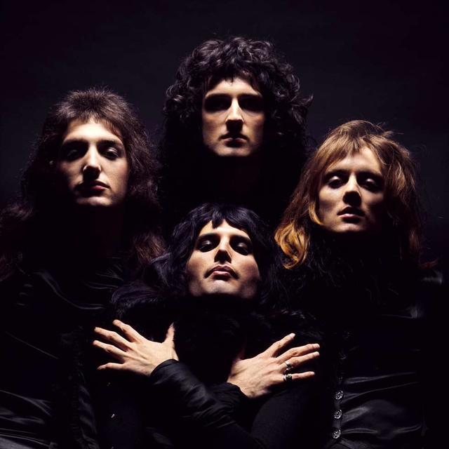, 'Queen 2 Album Cover, London,' 1974, The Bonnier Gallery