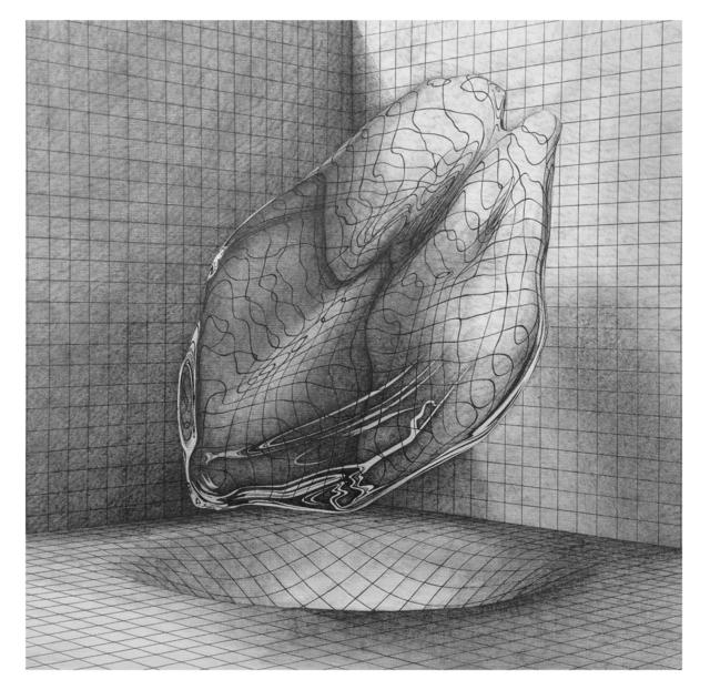 César Bardoux, 'UFO', 2018, Contemporary Art Platform Kuwait