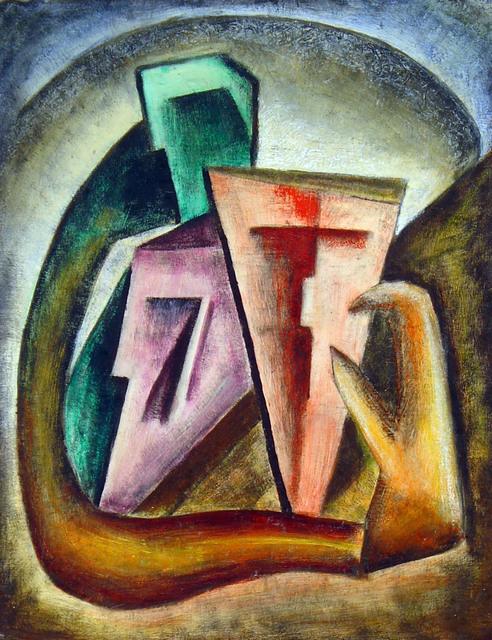 , 'Trio,' 1940, Benjaman Gallery Group