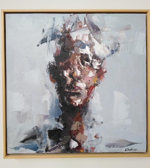 Vavatsis Nikos, 'untitled48', 2020, Painting, Oil on canvas, nord.