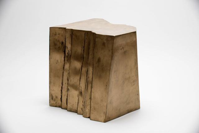 , 'Cleaving Stool,' 2018, Wexler Gallery