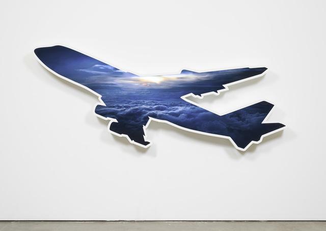 , 'Cloud Plane (Slipstream),' 2015, Regen Projects
