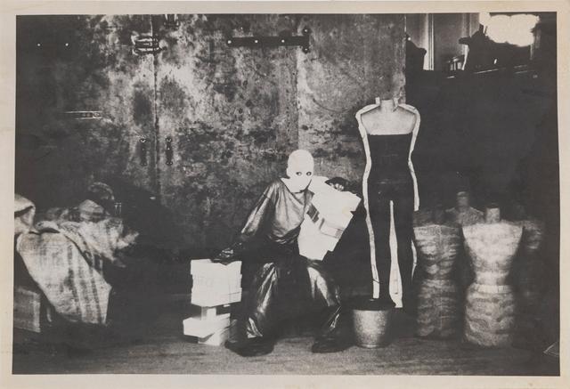 Deborah Turbeville, 'Dummy Factory, New York', 1974, Gagosian