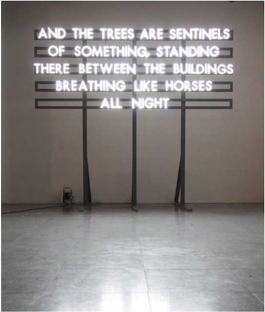 , 'Sentinels,' 2012, Madison Gallery