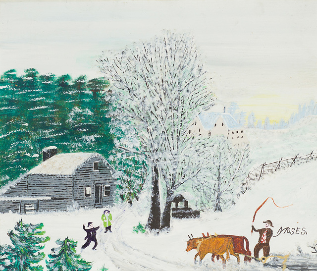 , 'Here Comes Dady,' 1950, Larsen Gallery