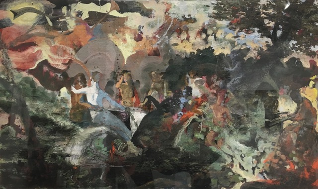 Paul Sattler, 'Variation on 'Wedding of Peleus and Thetis' II', 2001, Momentum Gallery