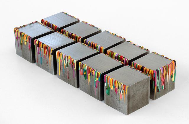 , 'Cubes,' 2014, Michael Warren Contemporary