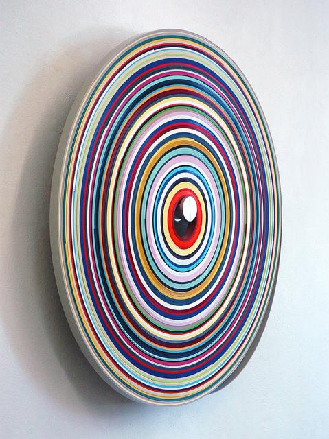 Jürgen Paas, 'Target/Wall II', 2016, Stern Wywiol Galerie