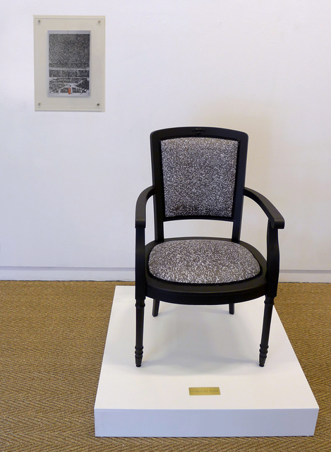 , 'La Silla del Poder / The Seat of Power,' 2014, Galeria Senda