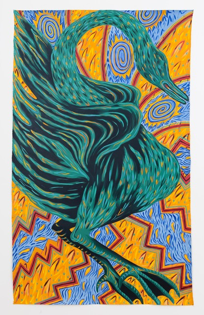 , 'Bestiary (Swan),' 1982, Western Exhibitions