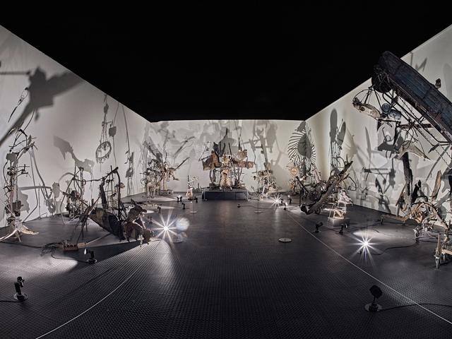 , 'Mengele-Totentanz,' 1986, Museum Kunstpalast