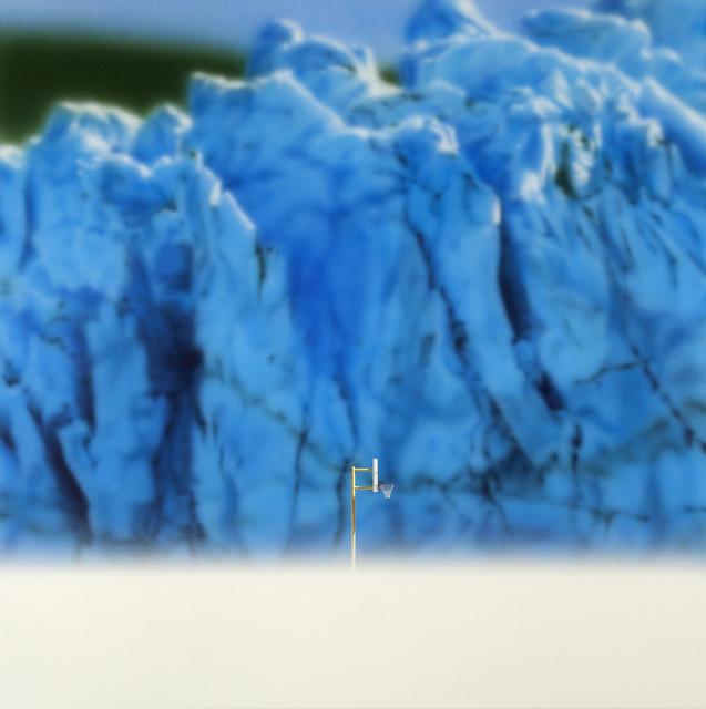 , 'Hoop with Glacier,' 2014, Ameringer | McEnery | Yohe