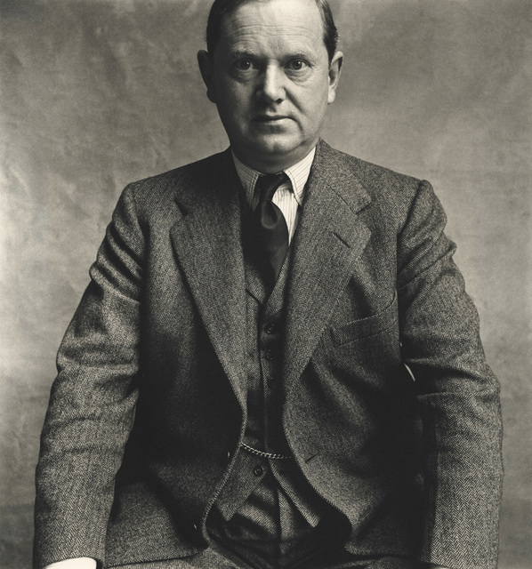 , 'Evelyn Waugh,' London-1950, Pace/MacGill Gallery