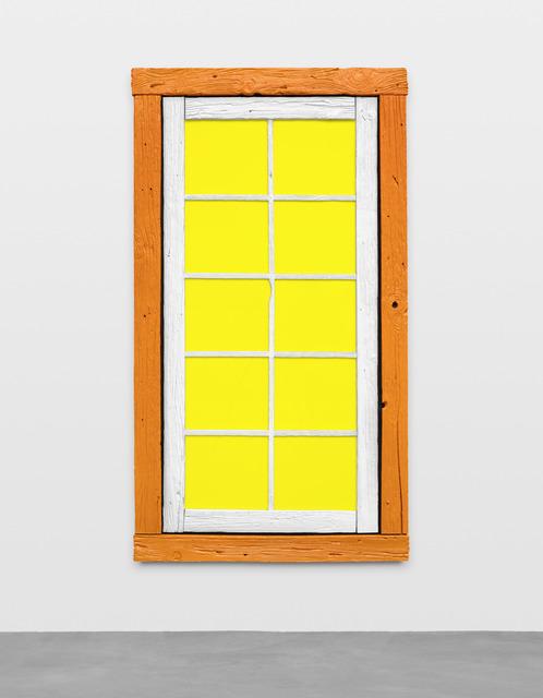 , 'the vacuum,' 2015, Galerie Eva Presenhuber