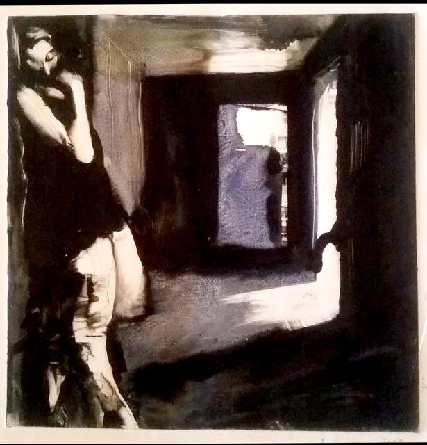 , 'Sleepwalking at the Olcott,' 2009, Tabla Rasa Gallery