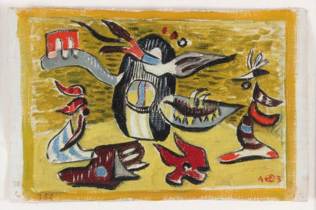 , 'Untitled,' 1943, Addison Rowe Gallery