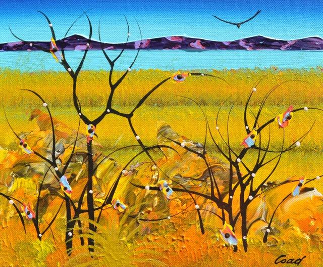 , 'Eagle - Indio Creek,' 2013-2014, Wentworth Galleries