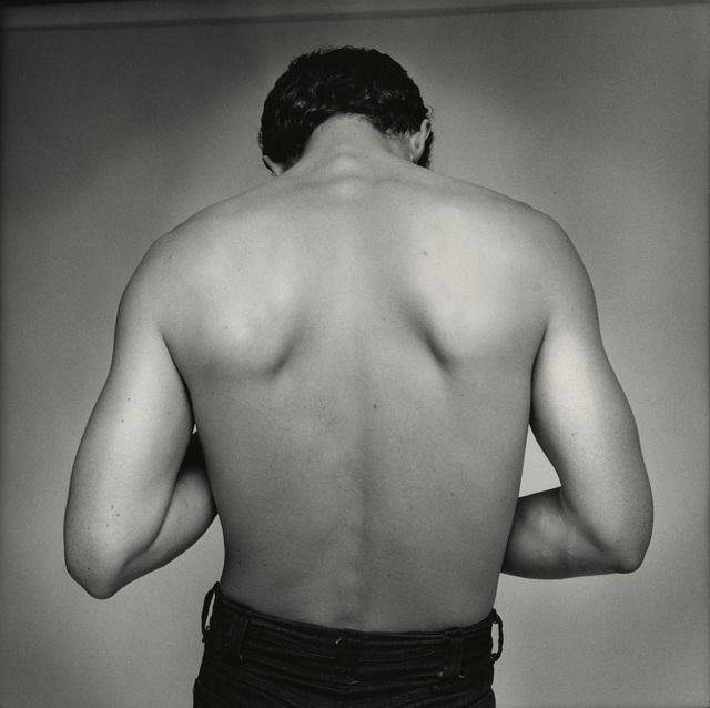 , 'Andrew's Back,' 1973, Gitterman Gallery
