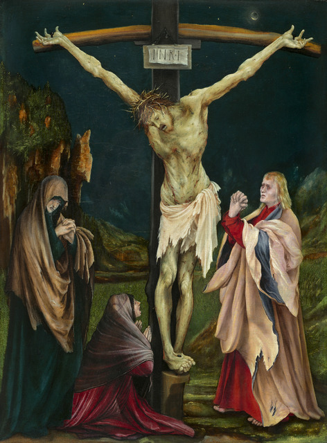 Matthias Grünewald, 'The Small Crucifixion', ca. 1511/1520, National Gallery of Art, Washington, D.C.