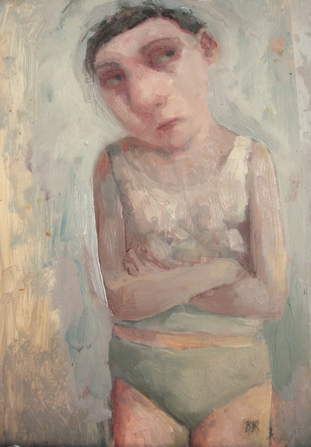 Bobbie Russon, 'Girl in Vest and Pants ', 2019, bo.lee gallery