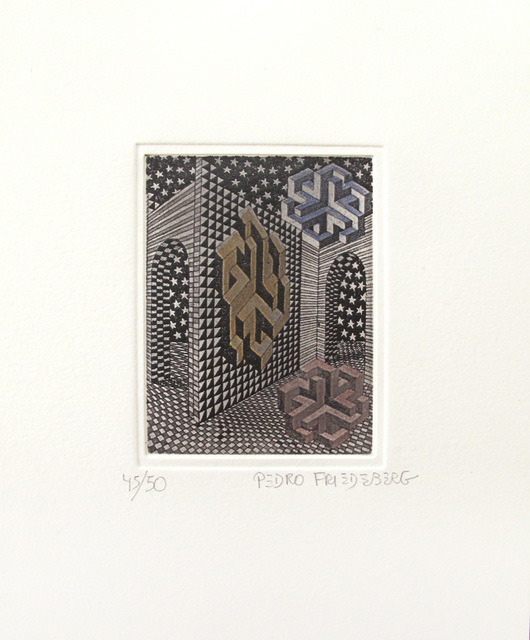 Pedro Friedeberg, 'Mini gráfica 45/50', ca. 2010, Galería Mónica Saucedo